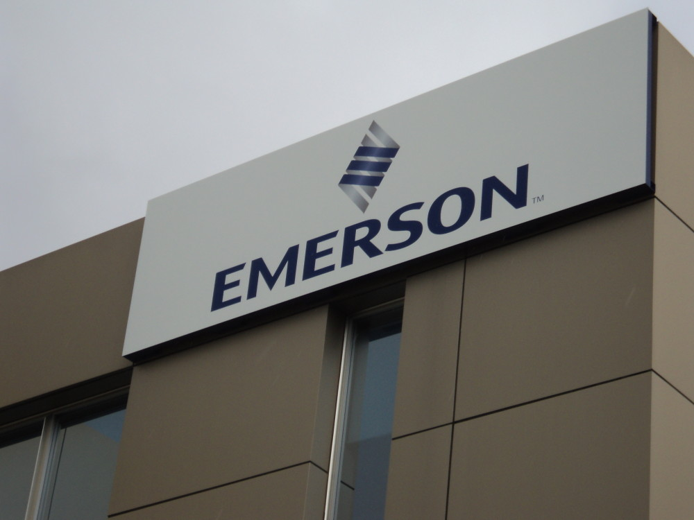 Acm Building Signage In Different Finishes Sizes And Use