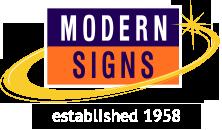 Modern Signs