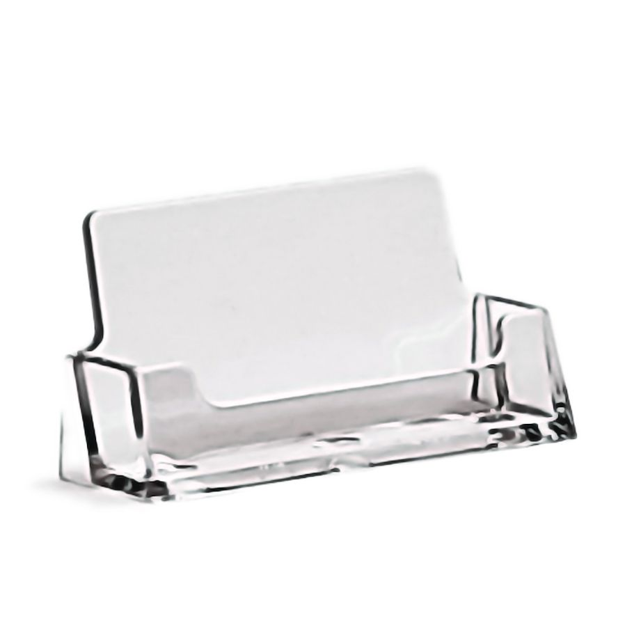 Wall Mounted Landscape Business Card Holder WBC93 - Modern Signs