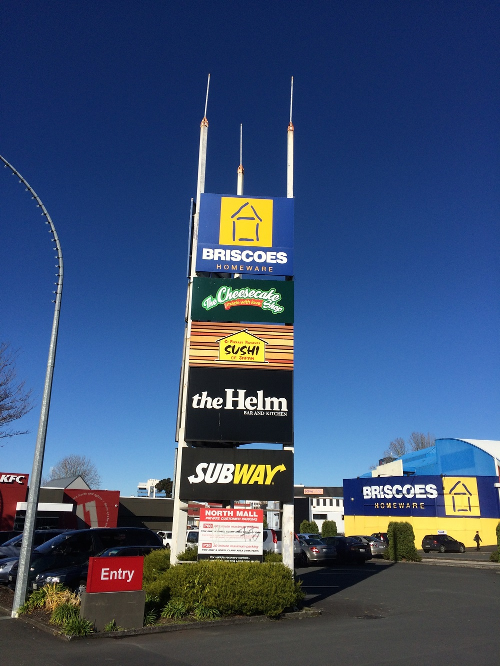Outdoor Pylon And Plinth Your Outdoor Freestanding Sign