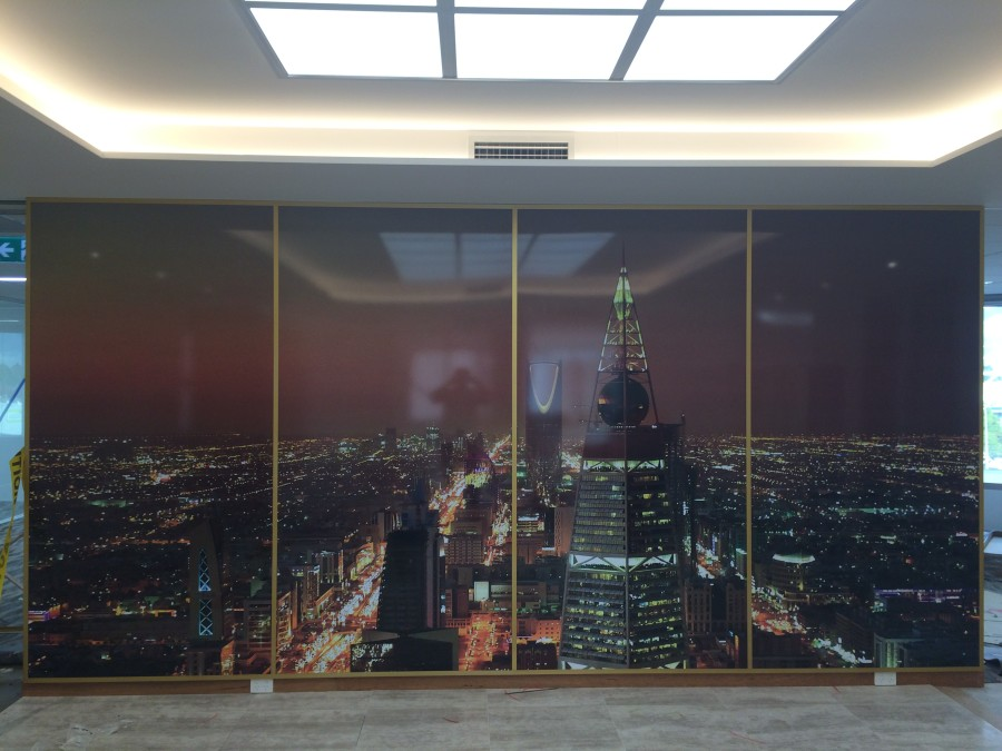 LED lightboxes and Digital Printing