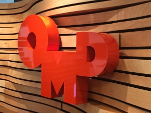 Acrylic Logo OMD