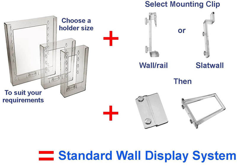 wall mountings 800