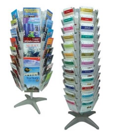 Multi Tiered Carousel Displays